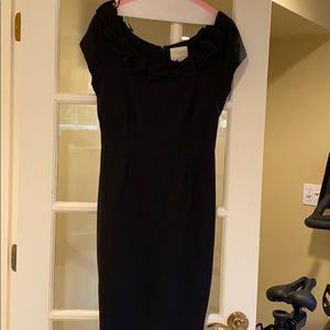Black Kate Spade Miriam Dress